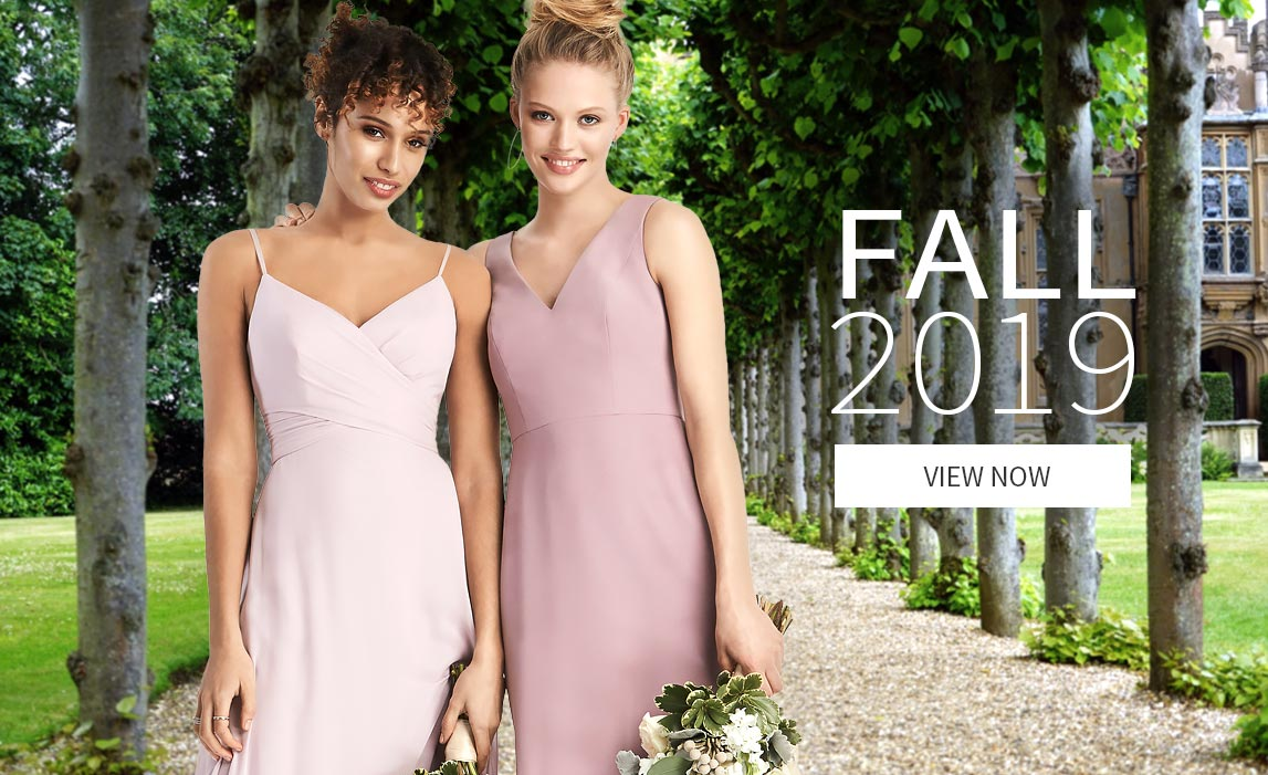 a3acb1d5070 All Bridesmaid Dresses · After Six · Alfred Sung · Social Bridesmaid ·  Jenny Packham · Studio Design Collection. Carryovers. Spring 2019